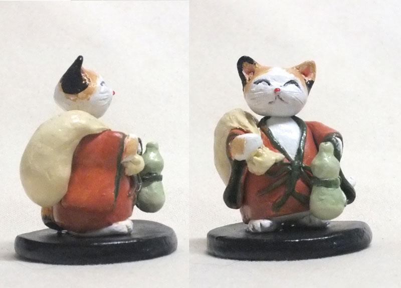 猫の七福神