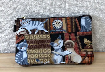 猫のトートバッグ