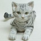 愛猫を粘土で制作します。(サイズL)