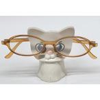 猫のメガネ置き